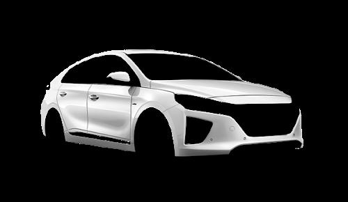 Цвета кузова IONIQ hybrid