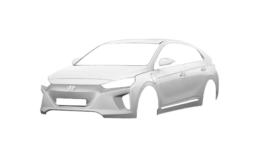 ����� ������ IONIQ electric